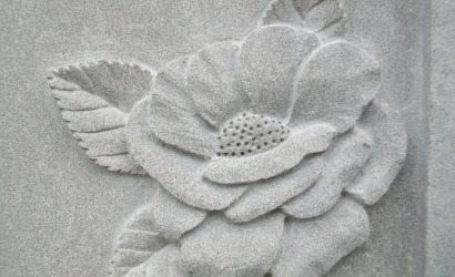Churchyard Memorials Burslem Flower