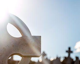Churchyard Memorials Burslem celtic cross