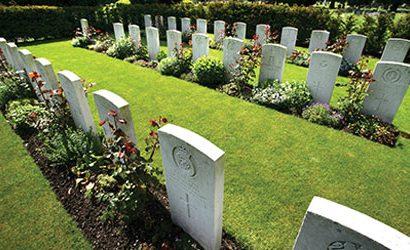 Cemetery Memorials Burslem