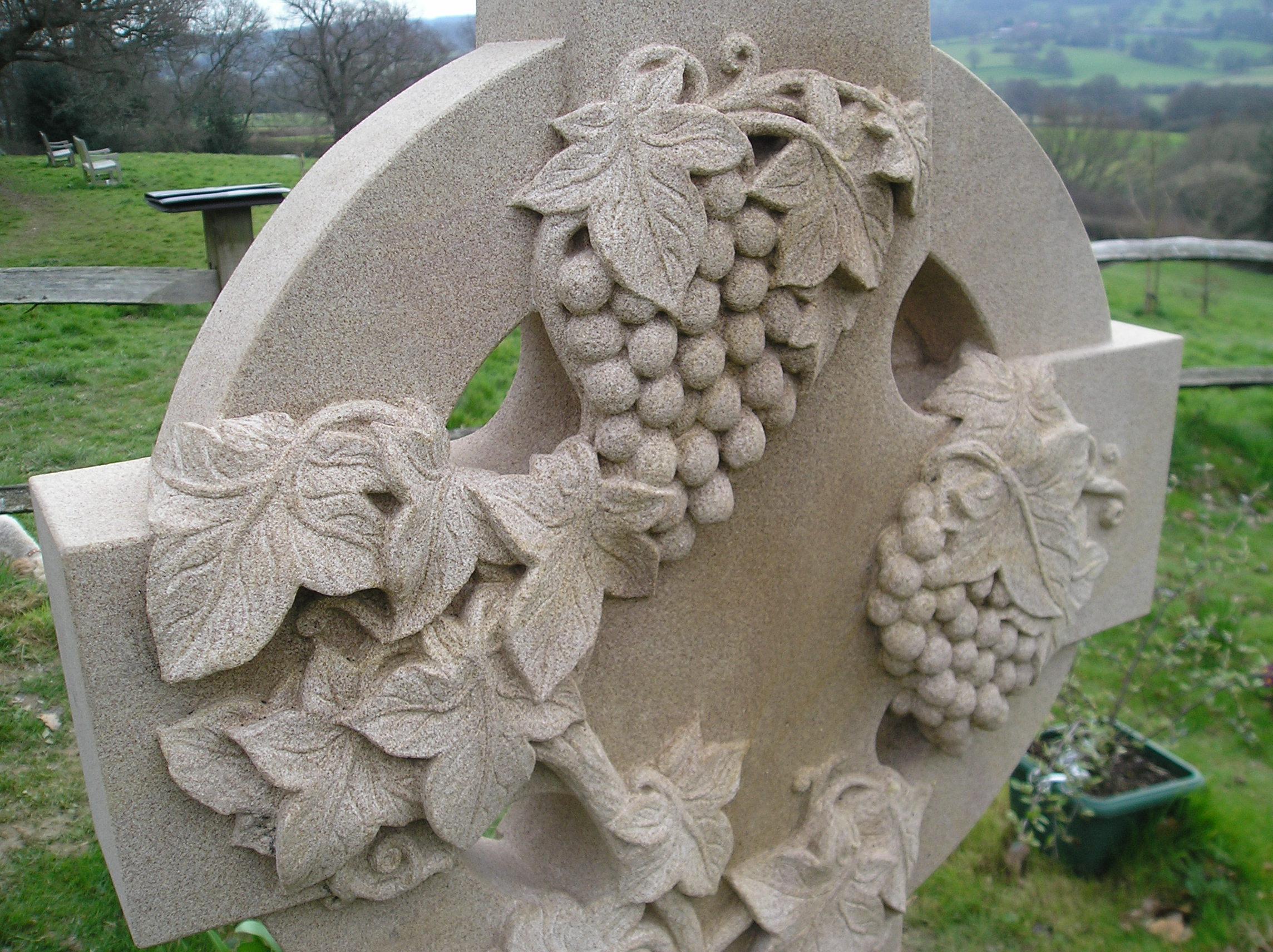 Burslem Memorials Headstone Gravestone Bespoke Kent East Sussex