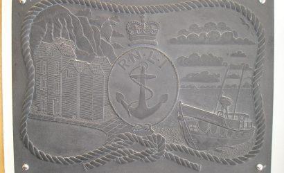 RNLI plaque Burslem Memorials