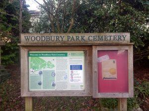 Woodbury Park Cemetery, Burslem Memorials