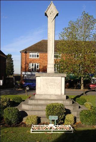 War memorial restoration, Burslem Memorials, Kent, Sussex, South East England