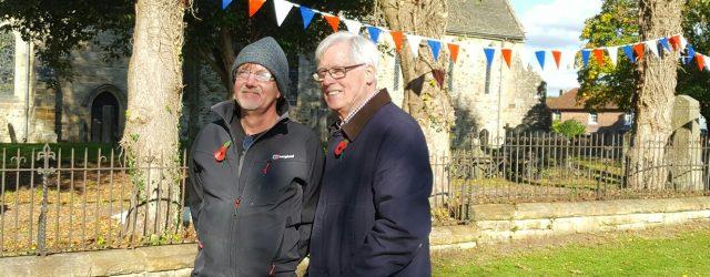 Rotherfield War Memorial Burslem BBC Countryfile John Craven