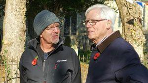 BBC Countryfile John Craven Burslem Memorials Rotherfield War memorial