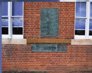 War memorial Pembury Burslem