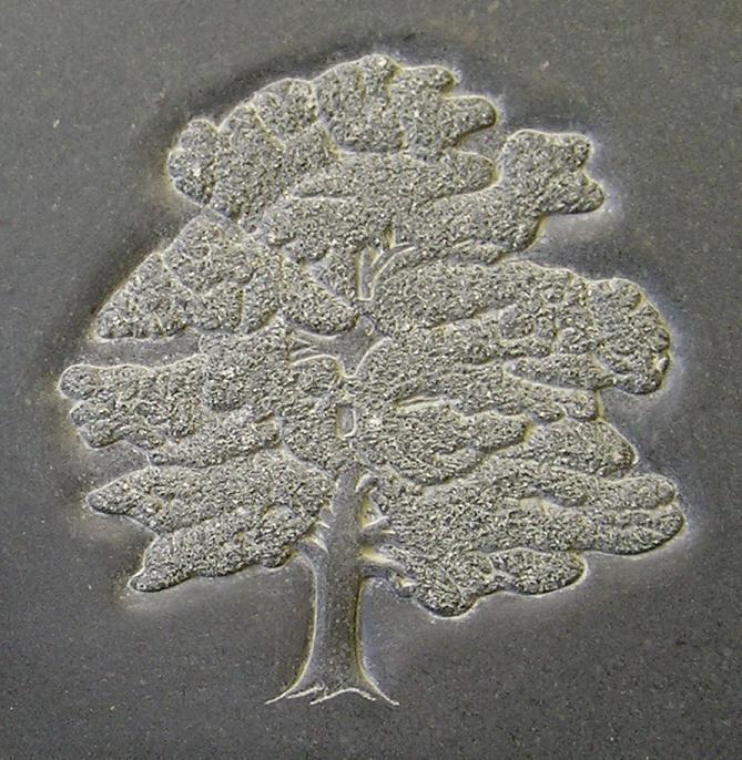 slate memorial, slate headstone, slate gravestone, bespoke memorial, Burslem