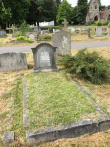 Rachel Beer Memorial Burslem Before Work