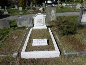 Rachel Beer Memorial Burslem Tunbridge Wells Cemetery